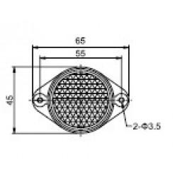 Рефлектор фотодатчика КР-04